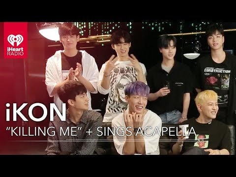 iKON Sing Acapella + Respond To Success Of