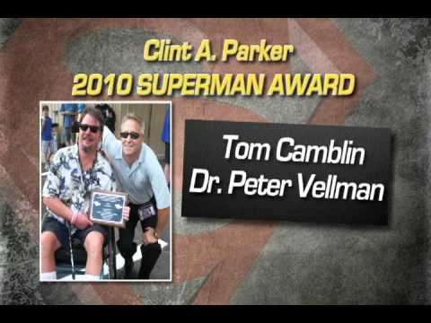2010 Clint Parker SUPERMAN award.mov