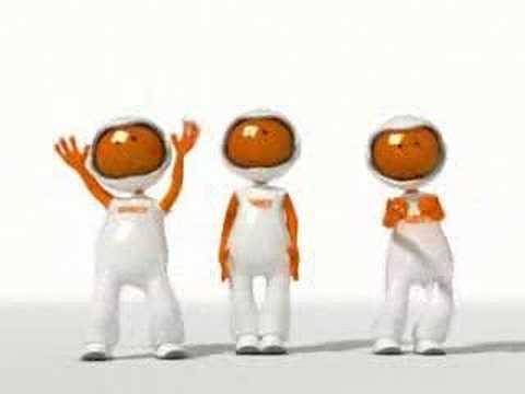 Happy Birthday - 3D Astronaut Birthday Party - YouTube