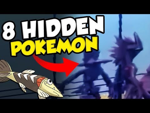 THE 8 NEW POKEMON YOU DON'T KNOW ABOUT In Pokemon Sword and Shield!