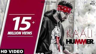 Kaali Hummer – Maninder Buttar Video HD