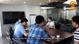 Phỏng vấn với trường đại học Hàn Quốc #1