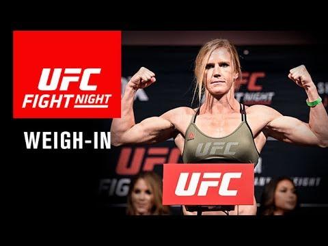 UFC FN 111: Transmisja oficjalnej ceremonii ważenia na żywo o 13:00 w MMAnews