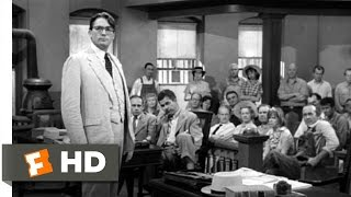 All Men Are Created Equal - To Kill a Mockingbird (6/10) Movie CLIP (1962) HD