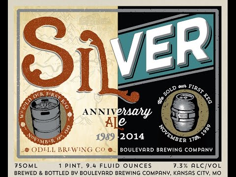 Beer Bulletin: Silver Anniversary Ale