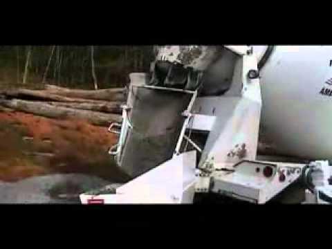 Blastcrete RD6536-SSP - Skid Steer Concrete Pump