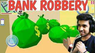 Bank robbery in dude theft wars||sastigta5||technogamerz||Mythpat