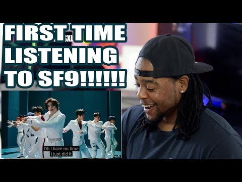 FIRST TIME REACTING to SF9 | Now or Never | REACTION!!! 에스에프나인 질렀어