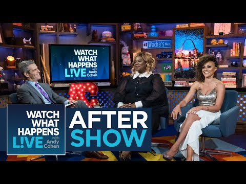 After Show: Retta And Andy Cohen Talk Dating Apps | RHOP | WWHL
