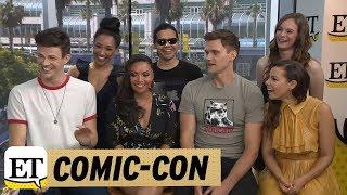 Comic-Con 2018: The Cast Of The Flash Talks Season 5 Romance And 'Bromance'