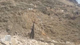 Raw video: The MOAB aftermath in Afghanistan