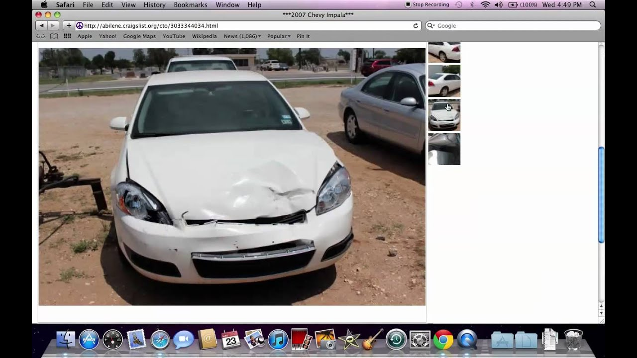 Craigslist Tx Cars: Used Cars And Trucks Under