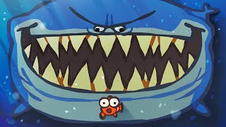 "The Ultimate ""Finding Nemo"" Recap Cartoon"