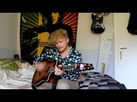 The 1975 - Girls (Acoustic Cover by Jonte)