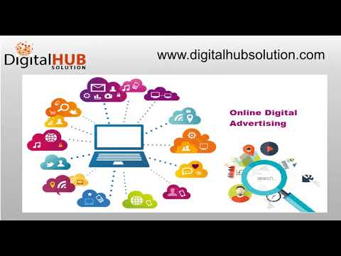 Digital Hub Solution - Online Marketing Services Agency