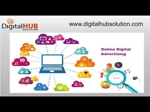 Digital Hub Solution - Online Marketing Services Agency