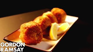 Easy Arancini - Gordon Ramsay