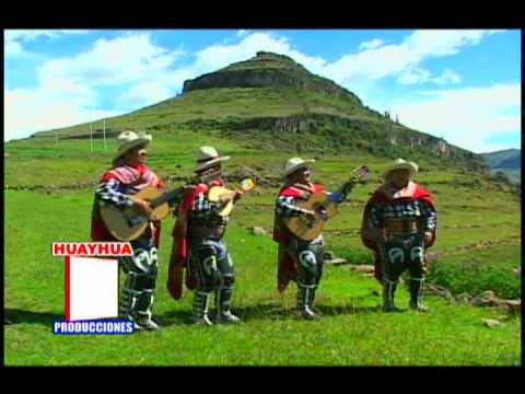 CONJ. PANCHO GOMEZ NEGRON DE CHUMBIVILCAS -  LLORA LLORA GUITARRITA - HUAYHUA PRODUCCIONES