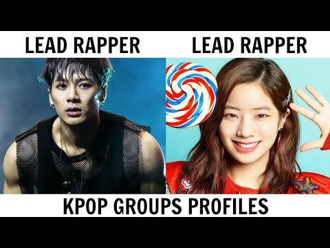 KPOP GROUPS PROFILES | TWICE & GOT7