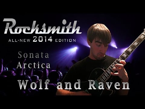 Baixar Rocksmith 2014 Custom DLC - Sonata Arctica: Wolf and Raven