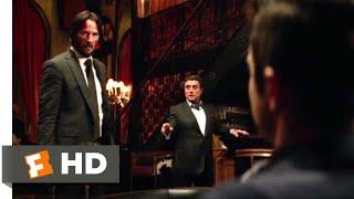 John Wick: Chapter 2 (2017) - Rule Breaker Scene (10/10) | Movieclips