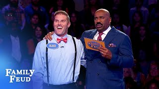 It's the Blake & Jake show!   Family Feud