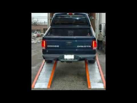 Rampe voiture (514) 600-0554 & 1-888-414-6721