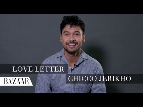 Love Letter from Chicco Jerikho