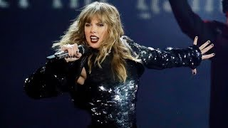 Man allegedly sent threatening letters to Taylor Swift