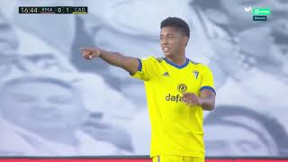 GOL CHOCO LOZANO VS REAL MADRID | Real Madrid 0-1 Cádiz |