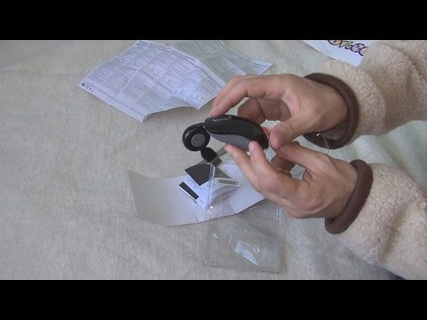 Unboxing and test of Targus Compact BlueTrace Mouse AMU75EU in 3D
