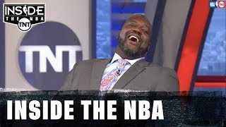 Best Inside the NBA Moments from the 2017 - 2018 Season | NBA on TNT