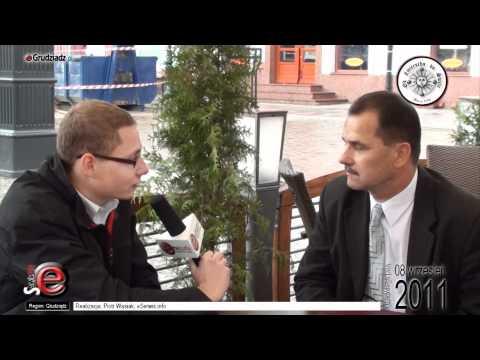 Wywiad z Krzysztofem Pokorą działaczem grudziądzkiego PSL