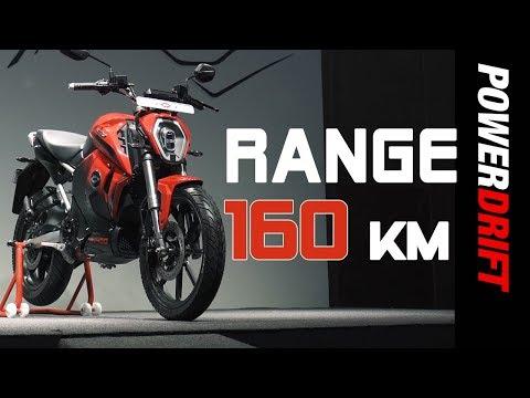 Revolt RV 400 : India made AI enabled electric bike