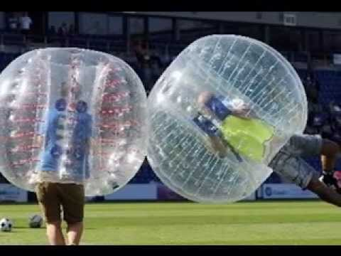 Holleyweb Bubble Football