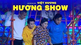 Cười Té Ghế Với Hương Show #1 - Hài Tuyển Chọn Việt Hương, Hoài Linh  Huỳnh Lập, Hữu Tín