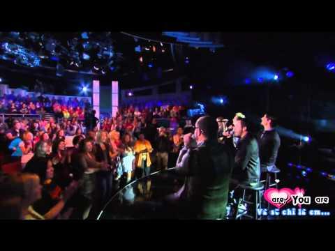[Vietsub] Backstreet Boys - I Want It That Way [Live at Oprah Winfrey Show 04.11.2010]