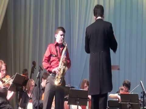 "Matvey Sherling&The Kostroma Symphony Orchestra-""Concerto"" Yuri Sherling"