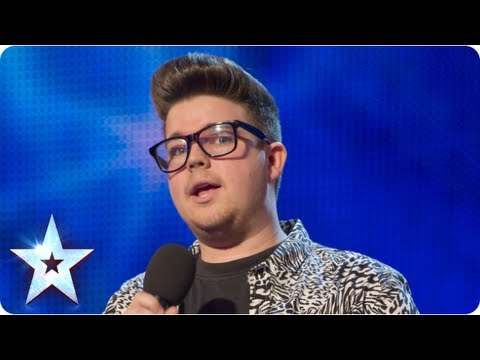 Alex Keirl singing 'Bring Him Home' | Week 4 Auditions | Britain's Got Talent 2013