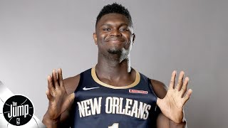 20 national TV games for Zion Williamson is not enough! - Ohm Youngmisuk | The Jump
