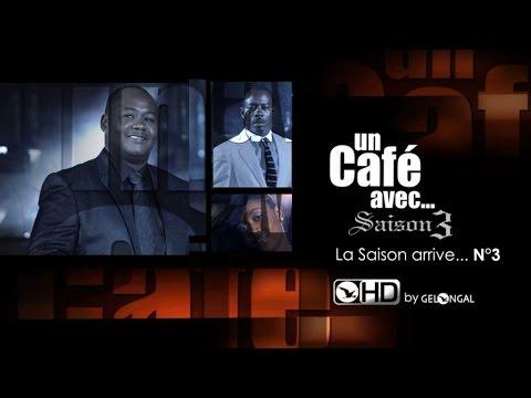 Un Café Avec.... - La Saison3 arrive N°3
