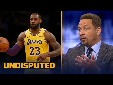 Chris Broussard has a huge problem with LeBron and Lakers following 3-games lose streak