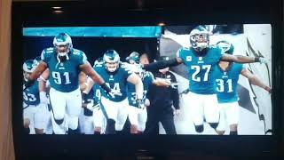 Eagles vs Giants Thursday night NFL Football commercial