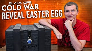 Black Ops Cold War EASTER EGG Crate Unboxing!