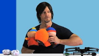 The Walking Dead's Norman Reedus On Surviving a Zombie Apocalypse - 10 Essentials | Style Guide | GQ