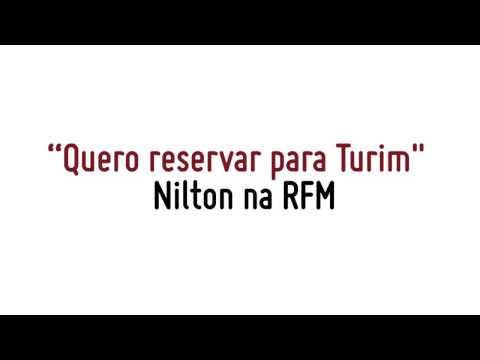 Nilton liga ao Hotel Turim a reservar bilhetes para a final do Benfica na Liga Europa em... Turim