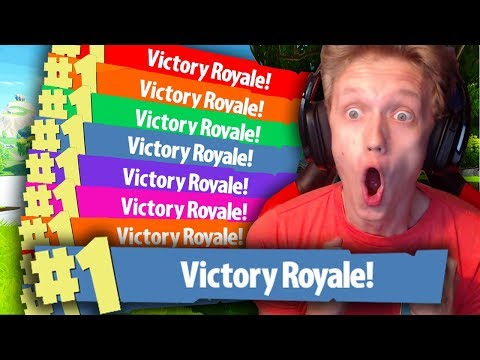 HOW TO WIN EVERY GAME ON FORTNITE BATTLE ROYALE!