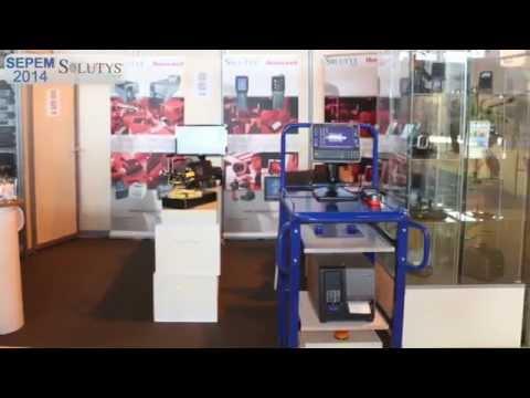SEPEM Industries 2014 - SOLUTYS Group - Solutions d'identification automatique par codes barres