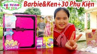 Trò Chơi Búp Bê Độc Ken vs Barbie ❤Giải trí cho Bé yêu