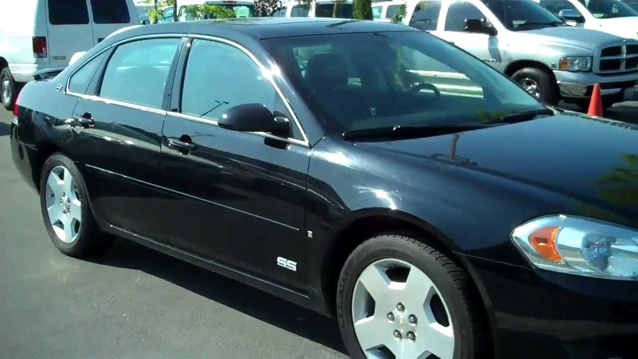 2006 Chevrolet Impala Ss >> 2006 Chevy Impala SS - YouTube